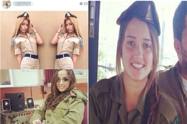 Sống trong môi trường Quân đội nhưng các nữ binh sĩ Israel vẫn có nhiều khoảnh khắc khoe vẻ nữ tính, gợi cảm trên mạng xã hội.