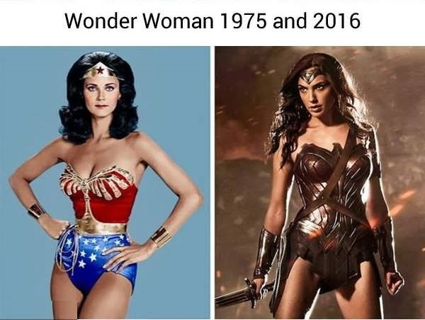 Wonder Woman là một ngoại lệ, và sẽ luôn là một ngoại lệ. Vì sao ư? Vì đó là Wonder Woman, thế thôi.