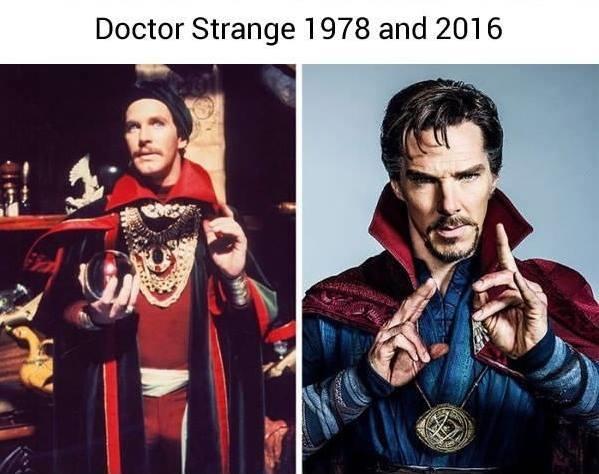 """Ai cũng biết """"Bác sĩ Trang"""" là một pháp sư, nhưng với trang phục ngày xưa thì trông anh giống một gã chuyên đi hóa trang để lừa gạt """"tình cảm"""" của các cô gái ngây thơ trước cuộc đời nhiều cạm bẫy hơn."""
