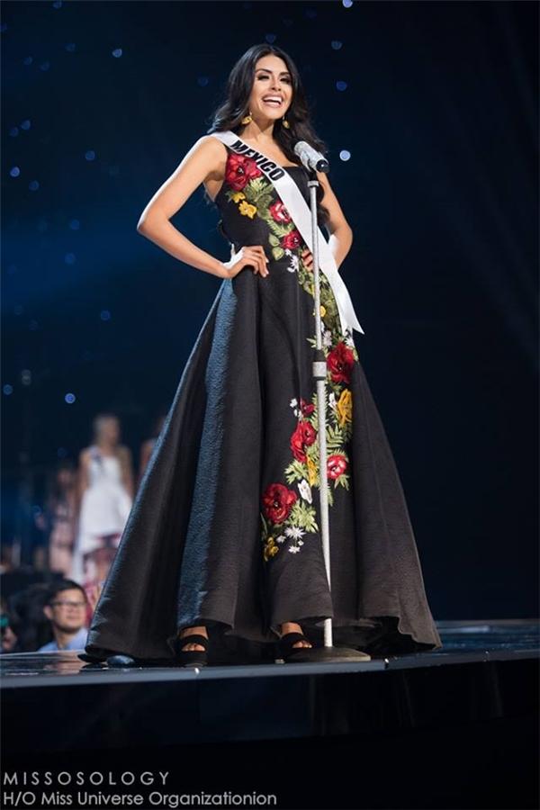 Lệ Hằng trượt top 13 Hoa hậu Hoàn vũ 2016