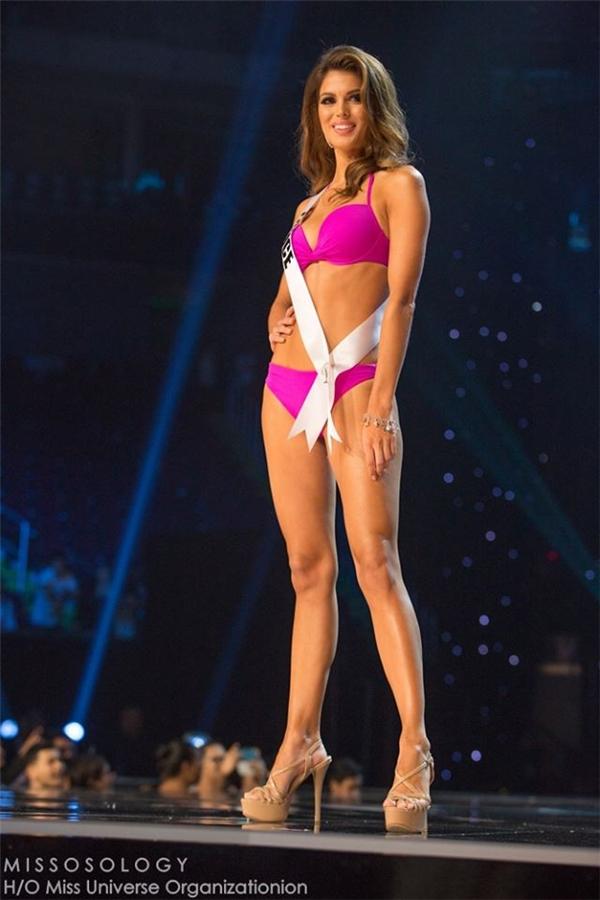 Hoa hậu Pháp Iris
