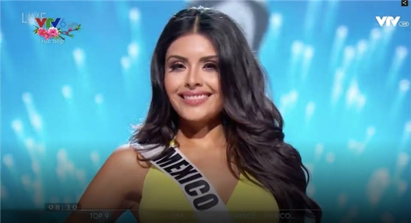 Hoa hậu Mexico Kristal Silva