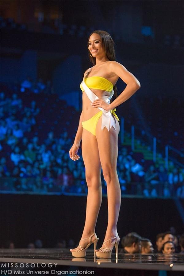 Hoa hậu Haiti Raquel