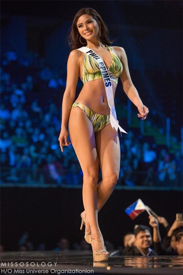 Hoa hậu Philippines Maxine Media