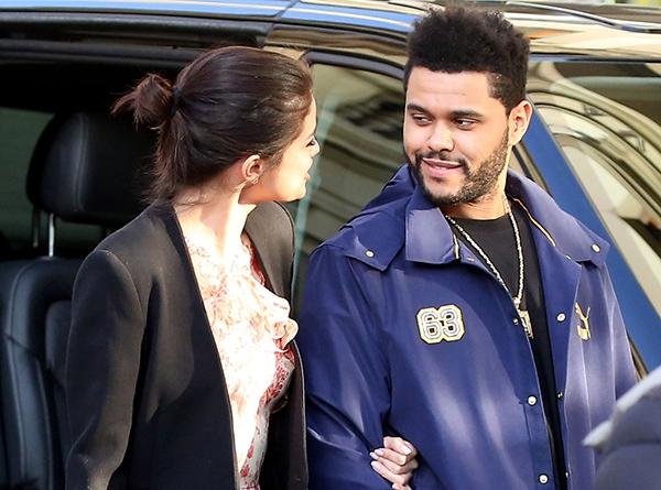 Quên Justin đi, trong mắt Selena bây giờ chỉ có The Weeknd mà thôi