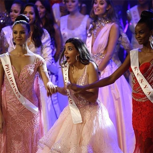 Nhìn lại khoảnh khắc đăng quang của các nữ hoàng sắc đẹp năm 2016