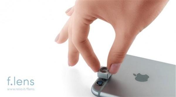 Kích thước rất nhỏ gọn chỉ bằng đầu ngón tay.