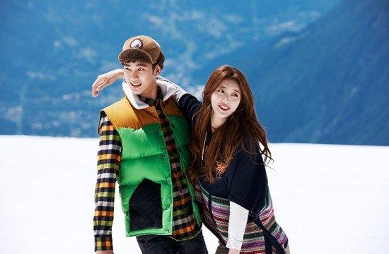 Thành công trong bộ phim ăn khách Dream High bên cạnh nam thần Kim Soo Hyun cũng là một trong những bước đệm khiến tên tuổi Suzy bay xa.