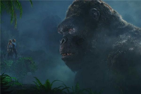 Kong: Skull Island có sự tham gia của Tom Hiddleston và Brie Larson.