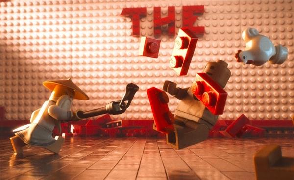 The Lego Ninjago Moviecó sự tham gia củaThành Long.