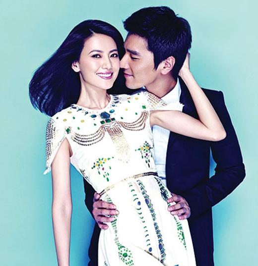 Đây cũng là cặp đôi quen nhau từ phim ảnh khi đóng chung phim vào năm 2005.