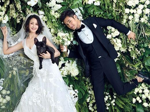 Cặp đôi Viên Hoằng - Trương Hâm Nghệ là hai tên tuổi hết sức quen thuộc trên màn ảnh nhỏ Hoa ngữ.