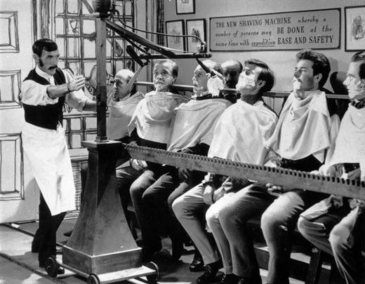 Người ta cho rằng, những phát minh thường xuất phát từ người lười vận động. Trong trường hợp này cũng vậy, tuy nhiên cần phải cải thiện nhiều nhỉ.