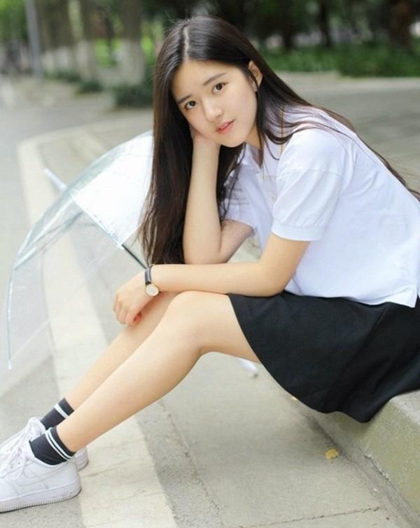 Một số hình ảnh khác của Zhao Lusi.