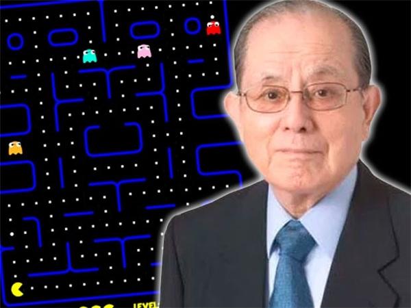 Cha đẻ tựa game Pac-Man,ông Masaya Nakamura đã qua đời ở tuổi 91.