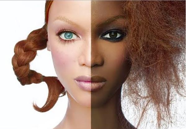 """Da của chúng ta sẽ bị tối dần đi, những người da trắng bóc sẽ trở nên """"hiếm có khó tìm""""."""