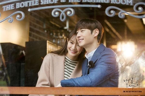 Tomorrow with You kể về câu chuyện tình yêu lãng mạn của Je Hoon và Ma Rin.