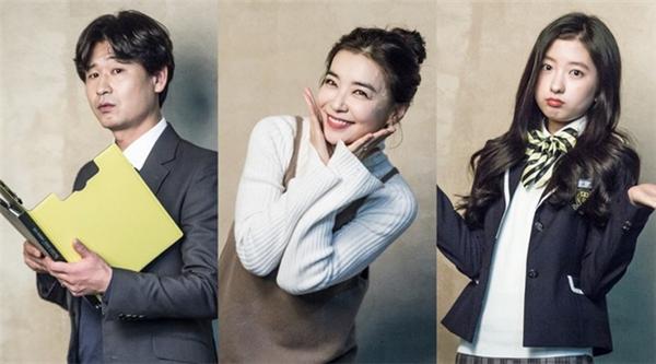 Strong Family là bộ phim hài đề tài gia đình của người đàn ông trung niên tên Na Chun II.