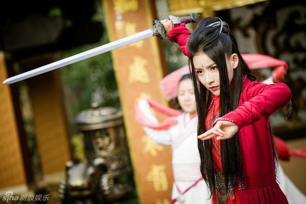 Giả Thanh trong Tân Thiên long bát bộ và Thiếu niên Tứ đại danh bổ.