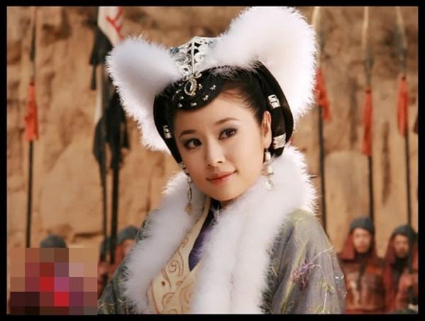 Lâm Tâm Như trong Hoàn Châu Cách Cách và Phong thần bảng.