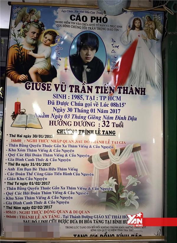 """Xót xa cảnh ảm đạm trong lễ đưa tiễn nam diễn viên """"Bụi đời chợ Lớn"""" - Tin sao Viet - Tin tuc sao Viet - Scandal sao Viet - Tin tuc cua Sao - Tin cua Sao"""