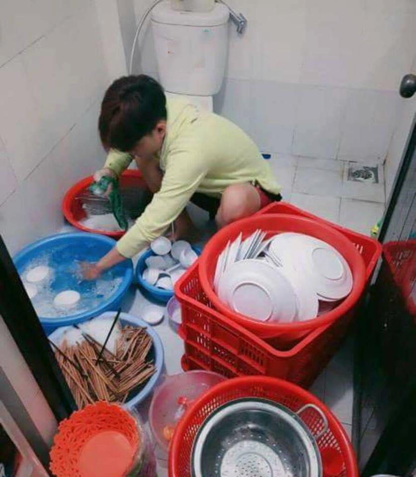 Ngày đầu về làm rể...(Ảnh: Internet)
