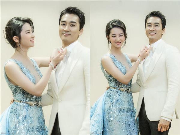 Chưa ra Giêng, Song Seung Hun đã có ý muốn cưới Lưu Diệc Phi?