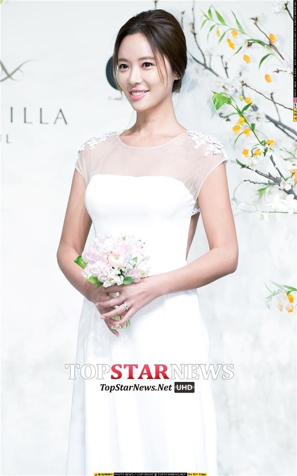 Người đẹp She Was Pretty Hwang Jung Eum mang thai 4 tháng?