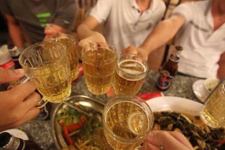 Việt Nam đứng thứ 3 Châu Á về lượng tiêu thụ rượu bia - Ảnh minh họa. (Nguồn: Internet)