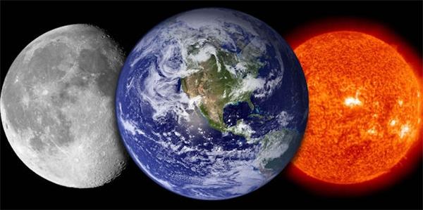 Gió Mặt Trời đang cuốn lượng oxy từ Trái Đất lên Mặt Trăng.