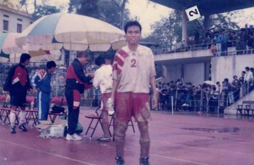 Loạt ảnh hiếm về bóng đá Việt Nam thời Huỳnh Đức - Hồng Sơn