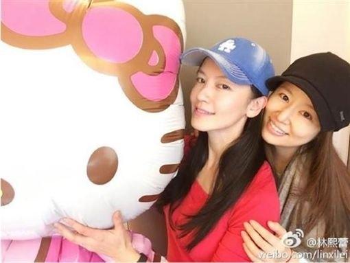 Nhan sắc trẻ trung củabà mẹ một con Lâm Tâm Như được nữ diễn viên Lâm Hy Lôi hết lời khen ngợi.