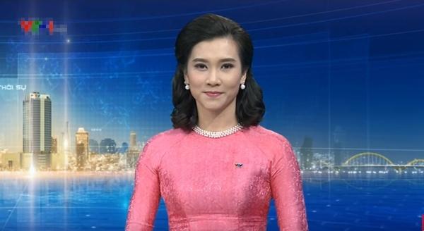 Tuy chỉ mới lên sóng nhưng nữ BTV đã nhận được nhiều cảm tình từ khán giả chương trình Thời sự.