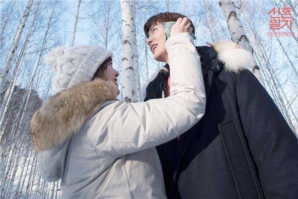 Tiết lộ thú vị về vai trò giới tính của Ahn Jae Hyun và Goo Hye Sun