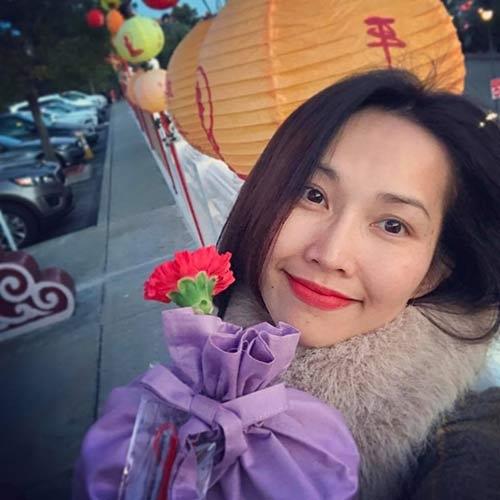 Phát hờn cuộc sống gia đình đầm ấm, hạnh phúc của Kim Hiền trên đất Mỹ - Tin sao Viet - Tin tuc sao Viet - Scandal sao Viet - Tin tuc cua Sao - Tin cua Sao