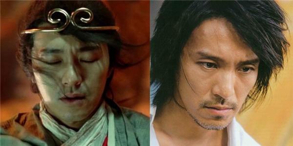 Châu Tinh Trì vào vai Chí Tôn Bảo, hậu thân của Tôn Ngộ Không trongĐại thoại Tây du.