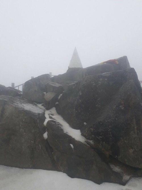 Một số hình ảnh về đợt mưa đá đầu tiên ở Sa Pa ngày 3/2 vừa qua.