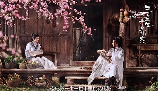 """Thế nhưng, cũng như Dương Mịch, Lưu Diệc Phi luôn trở thành đề tài tranh cãi về diễn xuất khi mang mác là """"bình hoa di động"""" khi các vai diễn trước đây của mỹ nhân xinh đẹp này còn quá """"một màu""""."""