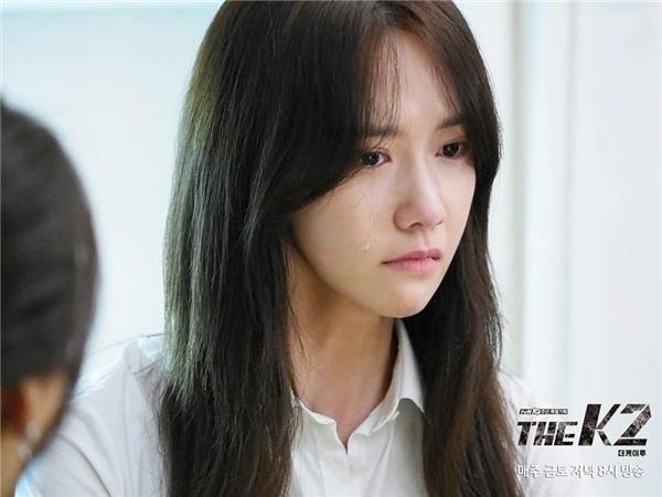 Và những thử thách mới với những nhân vật mới. Yoonangày càng khiến khán giả phải công nhận tài năng diễn xuất thực thụ của mình.