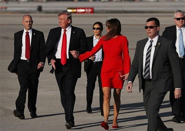 Tổng thống Mỹ Donald Trump đã có chuyến bay từ Washington về Florida.
