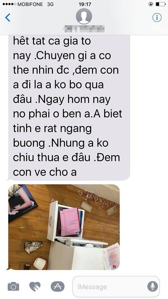 Không được gặp con trai, chồng cũ đập phá và dọa đốt nhà Phi Thanh Vân - Tin sao Viet - Tin tuc sao Viet - Scandal sao Viet - Tin tuc cua Sao - Tin cua Sao