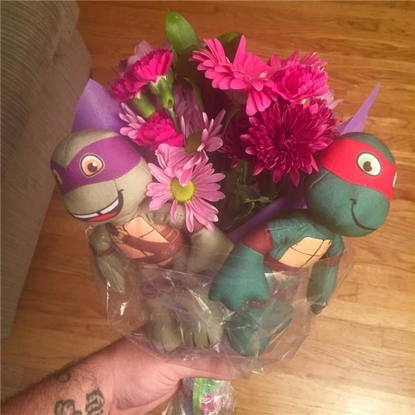 Món quà sáng tạo của một ông bố đơn thân dành cho con gái trong ngày đầu đi học.