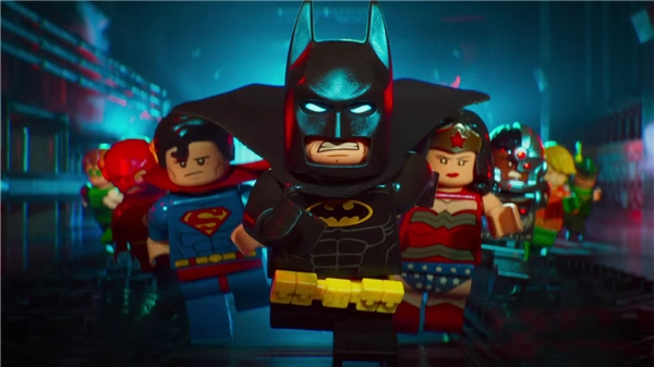 The Lego Batman Movielà tác phẩm lớn đầu tiên đến từ hãng Warner Bros.