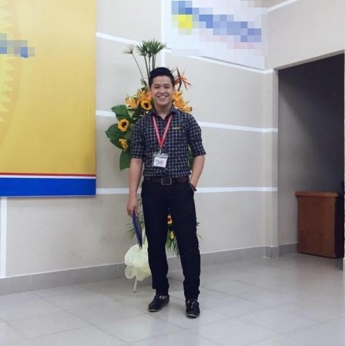Chàng trai 20 tuổi hiện đang là sinh viên tại Tp. HCM.