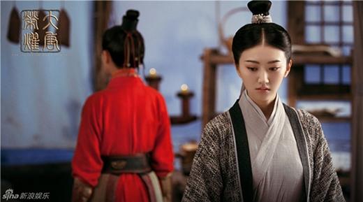 Ngẩn ngơ với nhan sắc thoát tục của người đẹp Cảnh Điềm trong phim mới