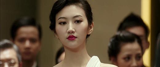 Vai diễn của Cảnh Điềm trong Đỗ thành phong vân.
