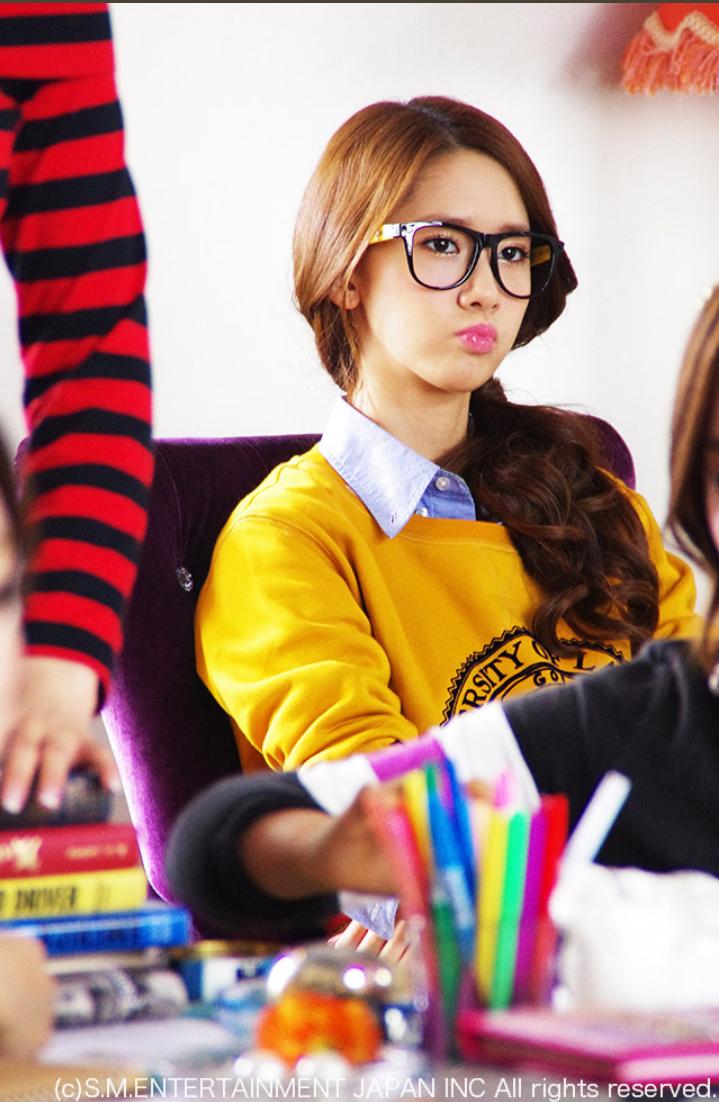 Cứ tóc dài là xinh nhất rồi Yoona ạ!