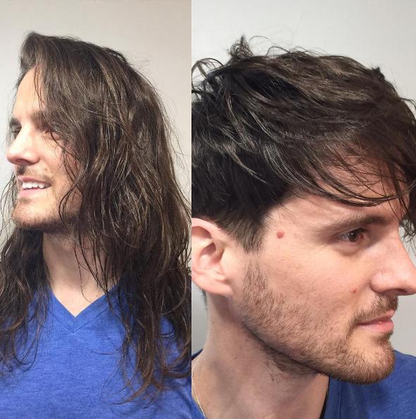 Muốn thoát kiếp FA ư? Hãy đi cắt tóc.