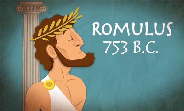 Sử sách kể lại rằng người sáng tạo ra bộ lịch nàychính là Romulus, nhà sáng lập và vị hoàng đế đầu tiên của La Mã cổ đại.