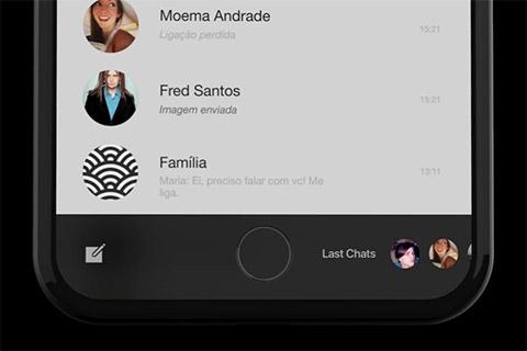 Ngắm cận cảnh iPhone 8 siêu đẹp với màn hình Touch Bar độc đáo